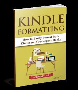Kindle Formatting Ebook