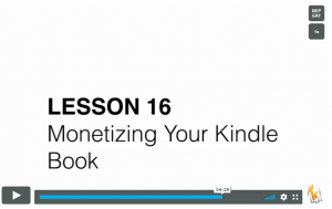K money mastery Lesson 16