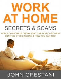 work at home secrets and scams book