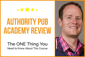 Authority Pub Academy Review