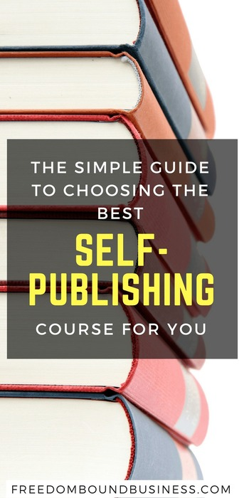 Best Self Publishing Courses guide