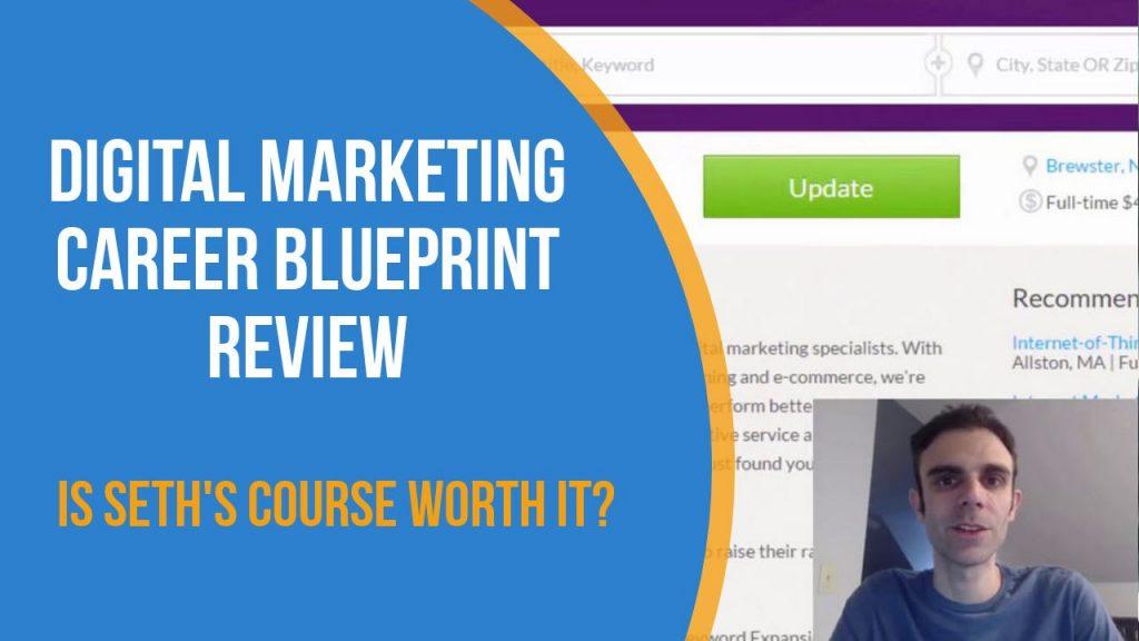 digital marketing career blueprint review