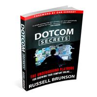 Book DotCom Secrets