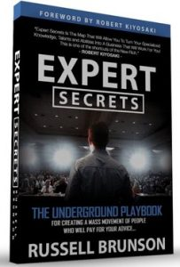 Expert Secrets Review Book Image