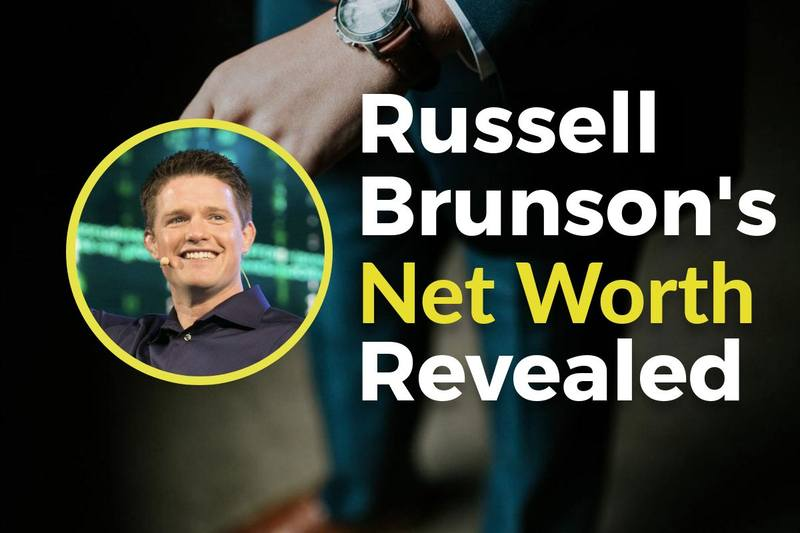 net worth russell brunson