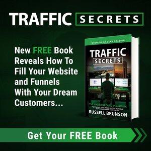 traffic secrets book banner