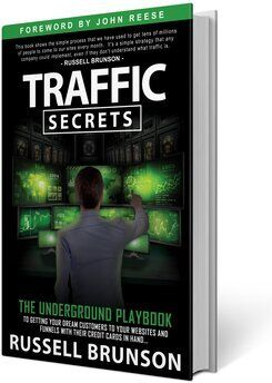 Traffic Secrets Review - Book Image