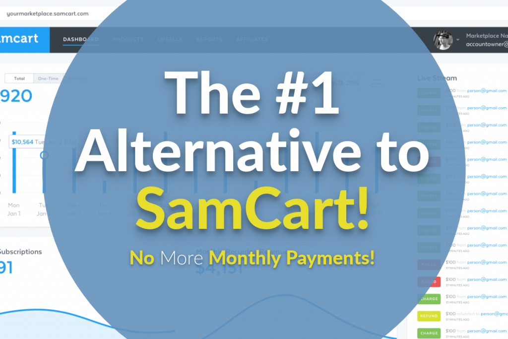 What Can I Use Instead of SamCart