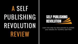 Self Publishing Revolution Review