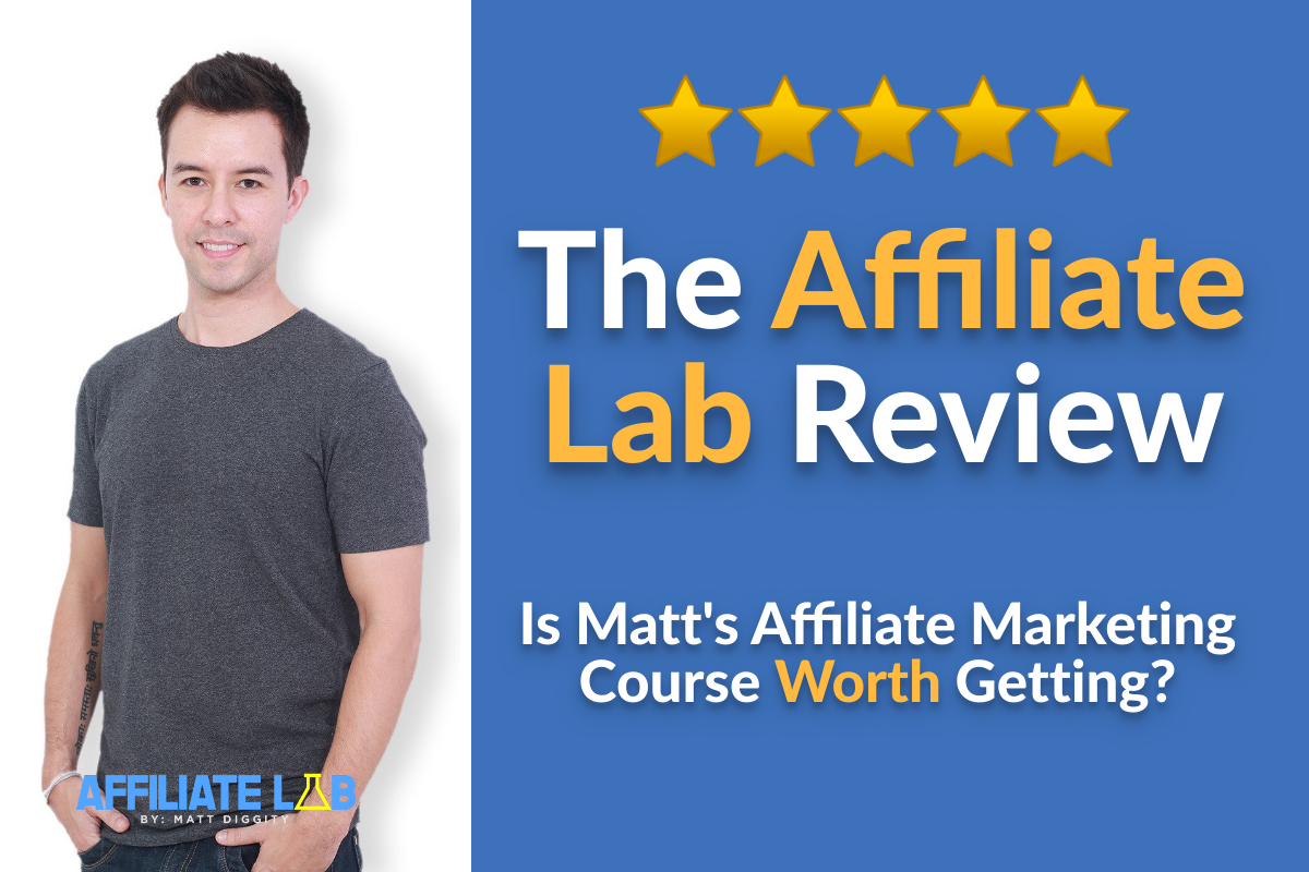 Affiliate Lab by Matt Diggity Featured Image