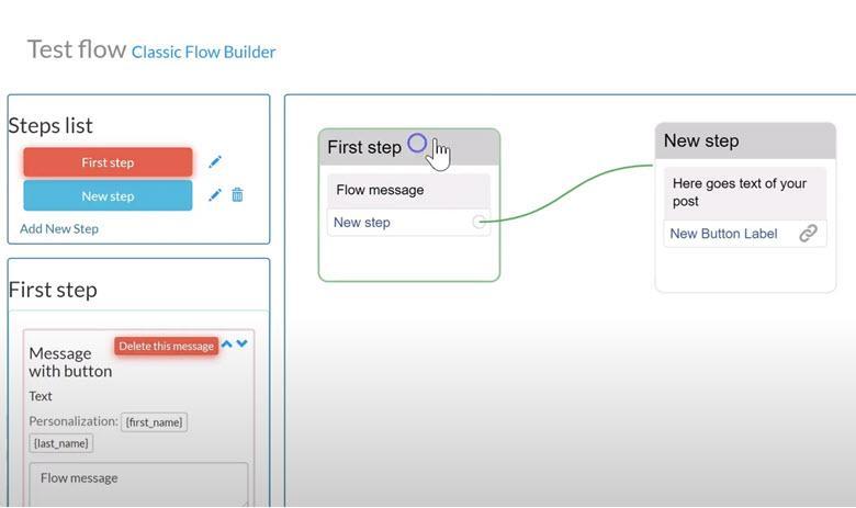 Flow Builder
