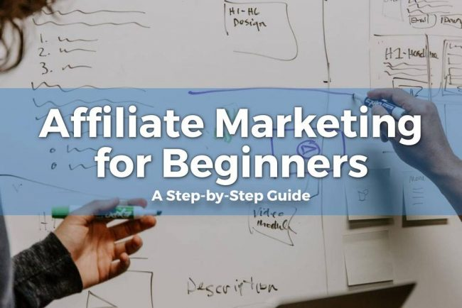 Making Money with Affiliate Marketing for Beginners