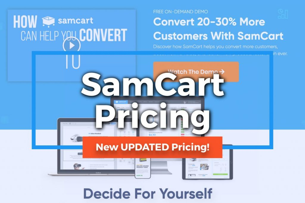 SamCart Pricing Featured Image