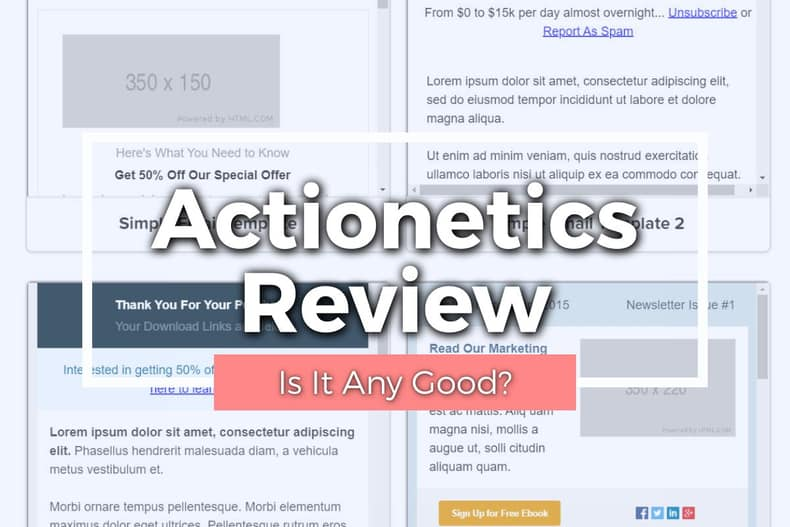 Actionetics Review