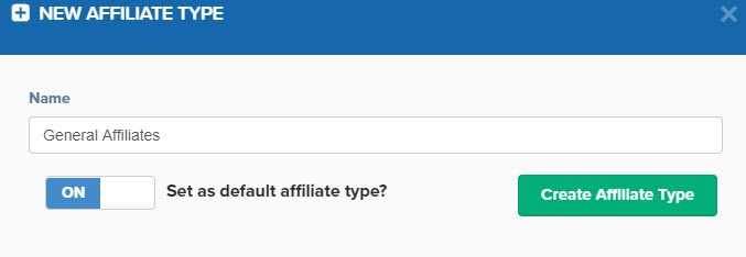 labeling affiliate types