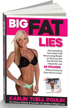 Big Fat Lies Book