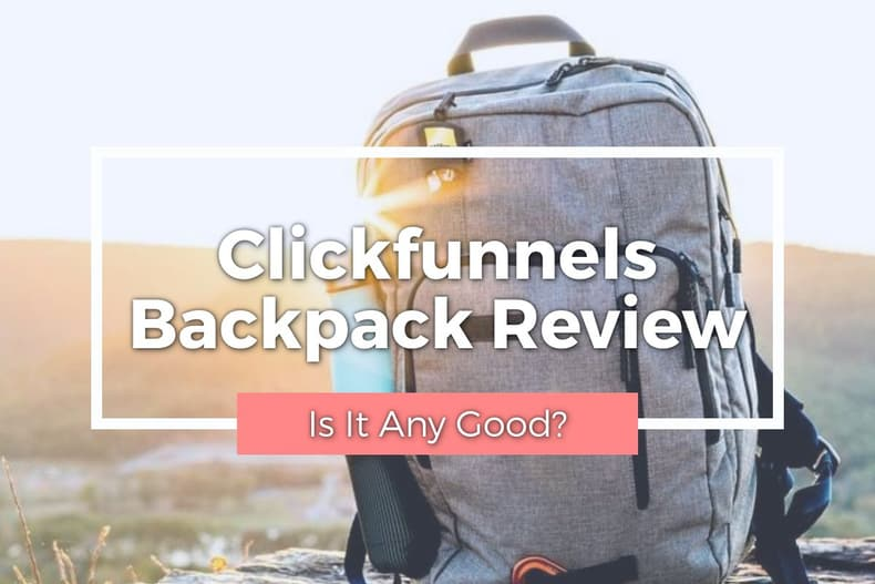 what is backpack clickfunnels