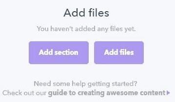 add pdf files