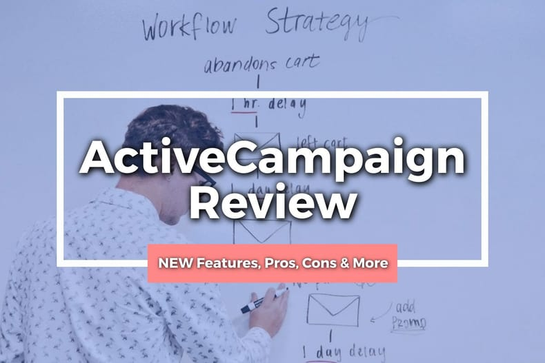 Active Campaign Newsletter Popup
