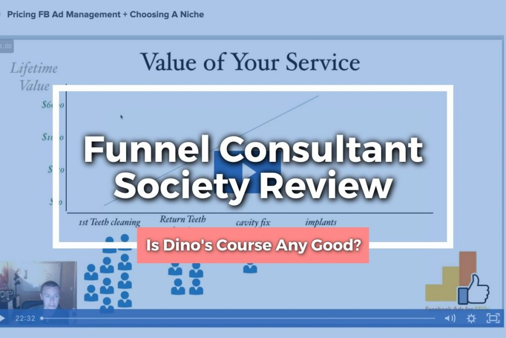 Funnel Consultant Society Review - Featured Image