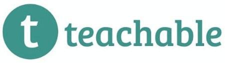 create courses with teachable