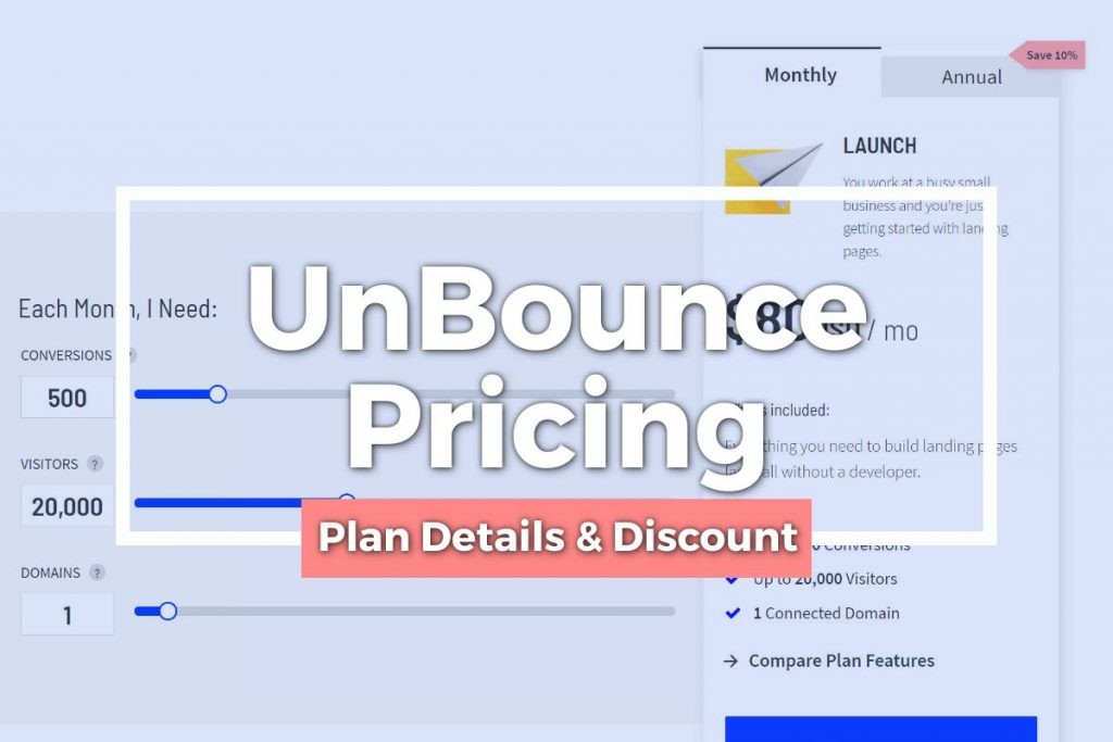 Unbounce Pricing Featured Image