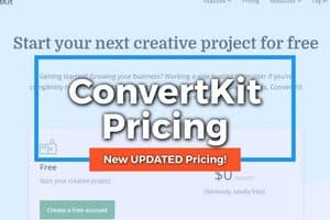 ConvertKit Pricing Featured Image