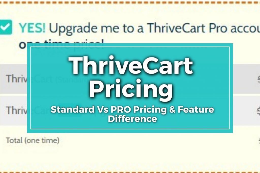 ThriveCart Pricing