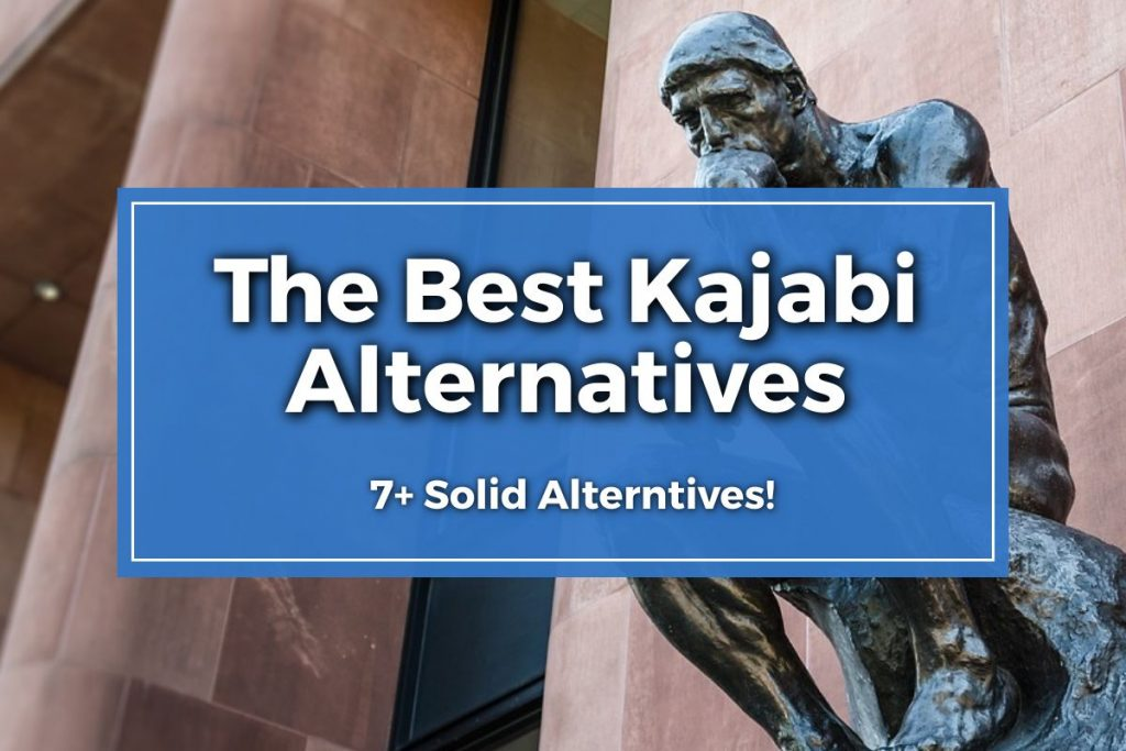 Kajabi Alternative