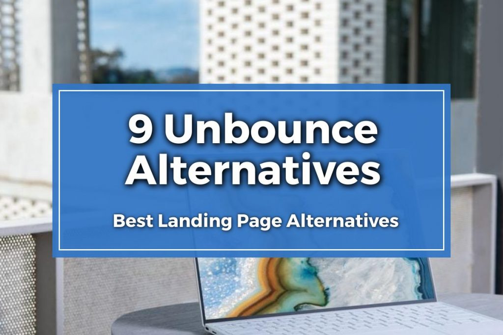 Unbounce Alternatives Featured Image