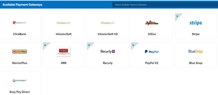 payment software companies