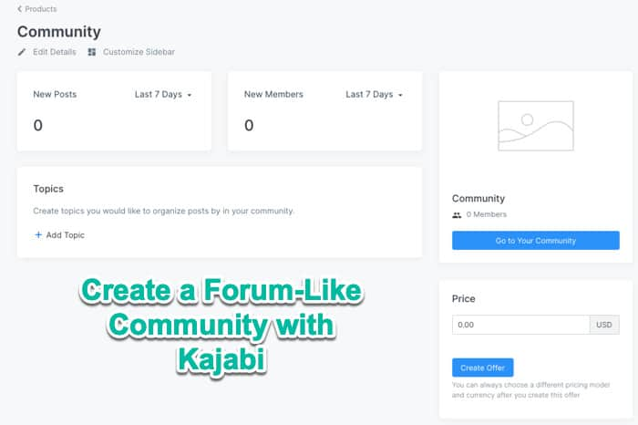 easy to use forum