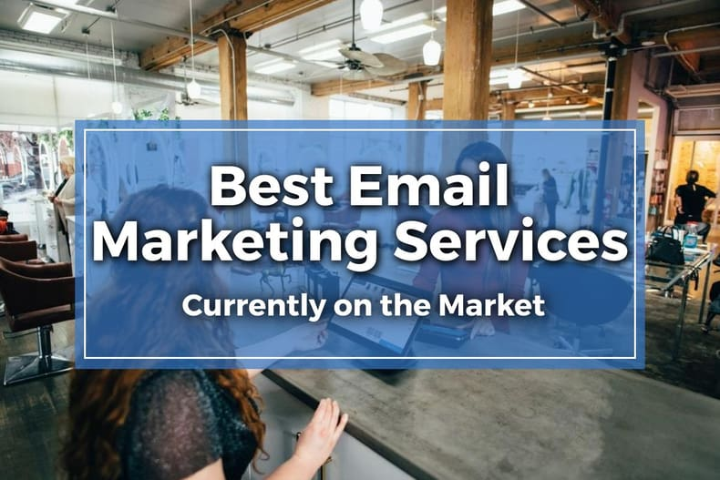 best email marketing service featured image