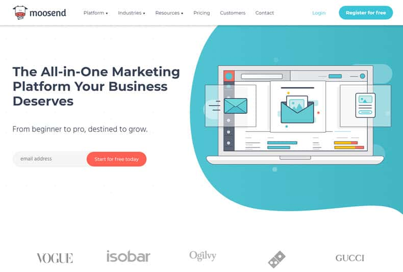 one of the best email marketing platforms