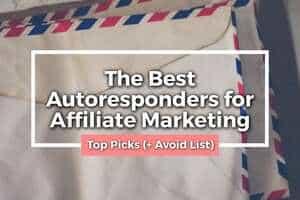Best Autoresponder for Affiliate Marketing
