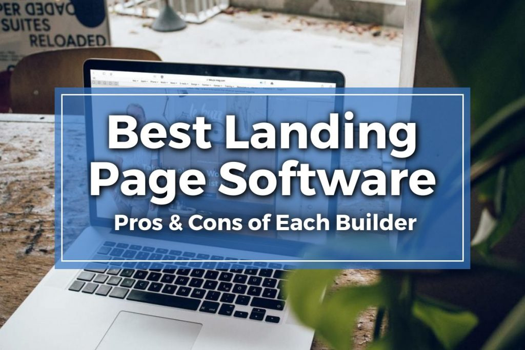 Best Landing Page Builder Software Featured Image