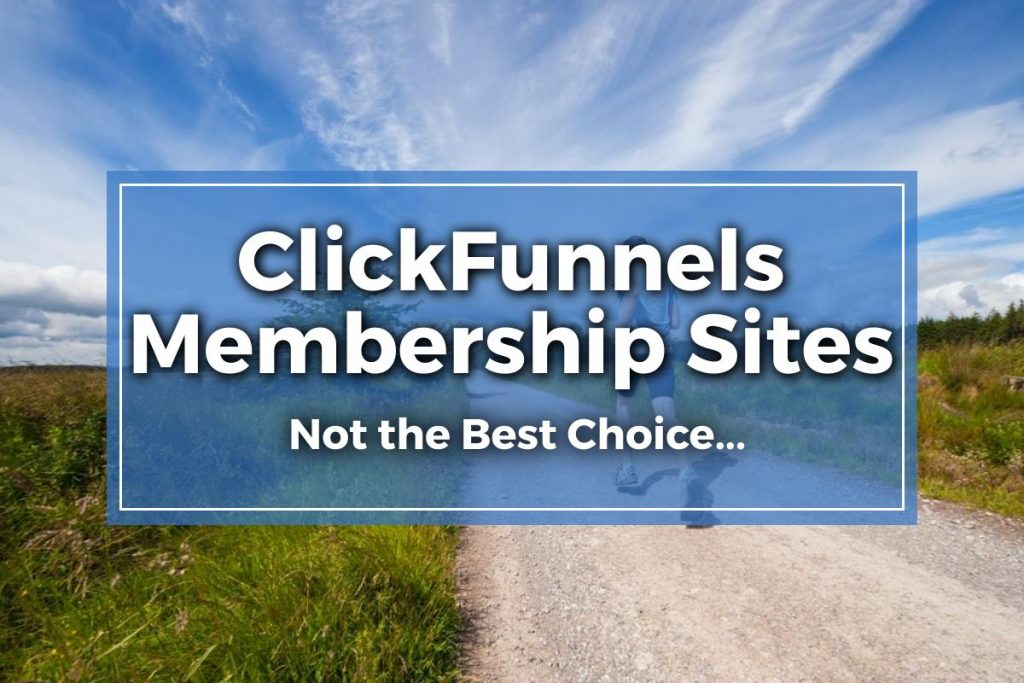 Clickfunnels Membership Site Featured Image