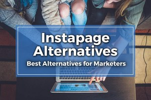 best instapage competitors
