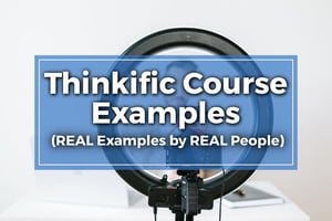 using thinkific