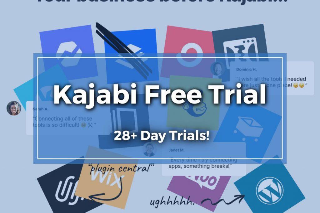 Kajabi Free Trial - Featured Image