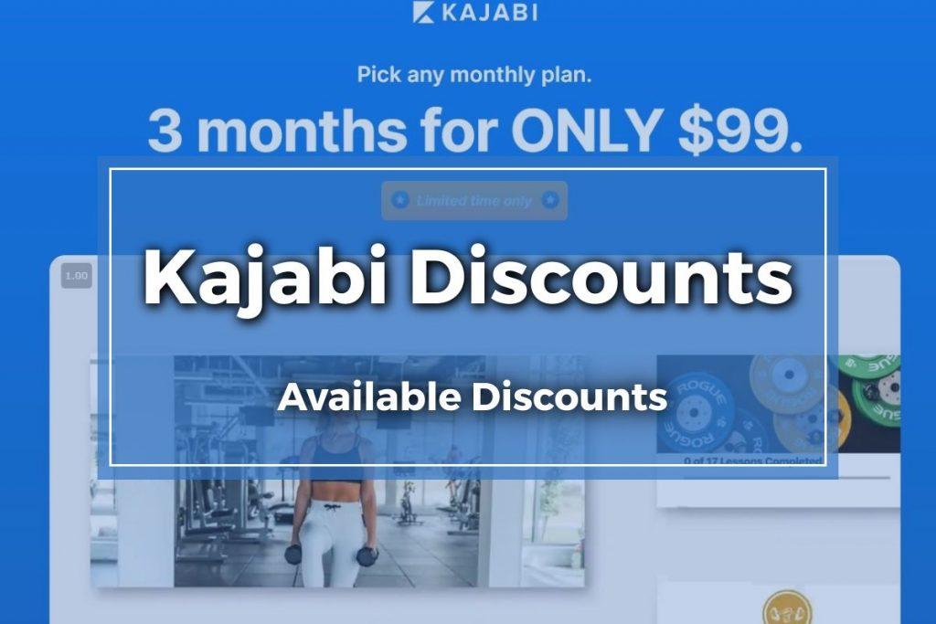 Kajabi Discount - Featured Image
