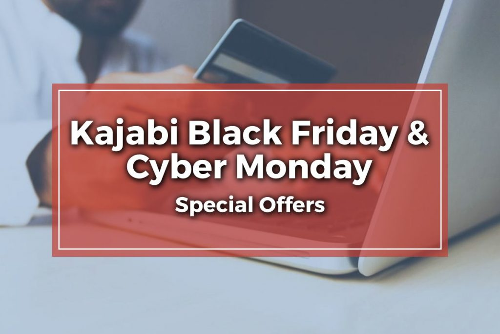 Kajabi Black Friday Deals